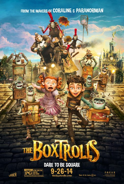 should know to easy step watch The Boxtrolls 2014 full movie online